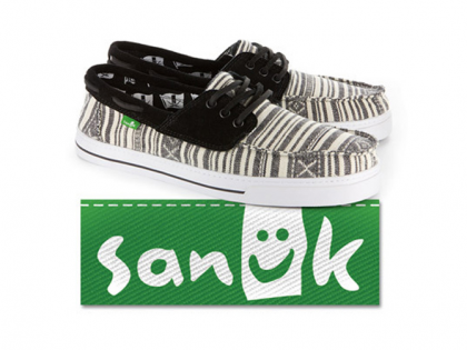 Sanuk #NeverUncomfortable